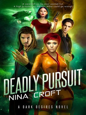cover image of Deadly Pursuit