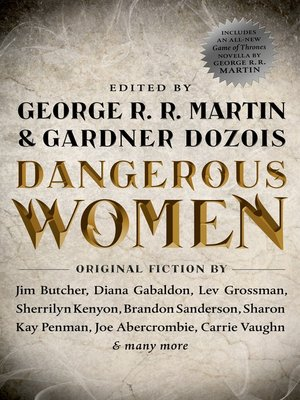 cover image of Dangerous Women