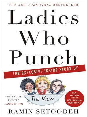 cover image of Ladies Who Punch