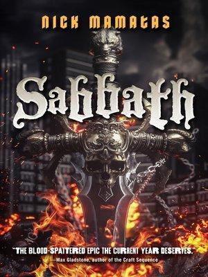 cover image of Sabbath