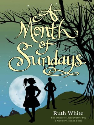 cover image of A Month of Sundays