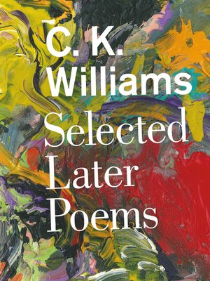 cover image of Selected Later Poems