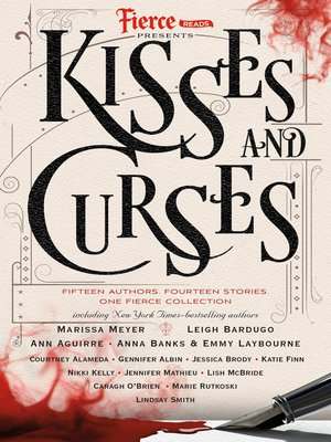 cover image of Fierce Reads--Kisses and Curses