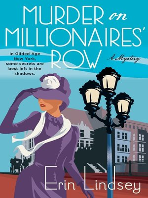 cover image of Murder on Millionaires' Row