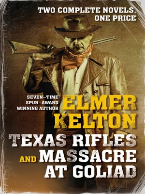 cover image of Texas Rifles
