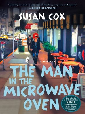 cover image of The Man in the Microwave Oven