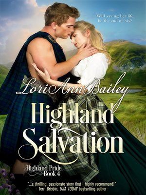 cover image of Highland Salvation