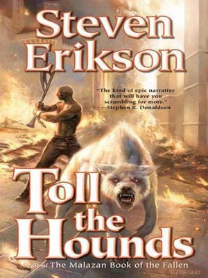 cover image of Toll the Hounds