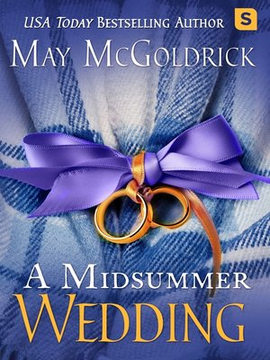 cover image of A Midsummer Wedding