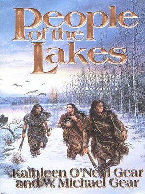 cover image of People of the Lakes