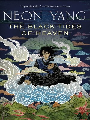 cover image of The Black Tides of Heaven
