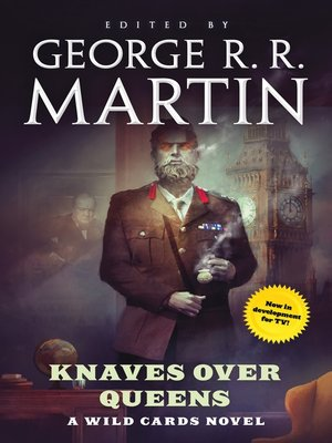 cover image of Knaves Over Queens--A Wild Cards novel