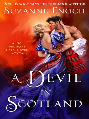 cover image of A Devil in Scotland