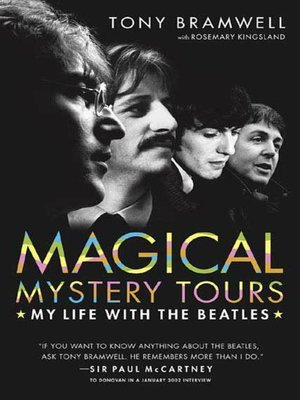 cover image of Magical Mystery Tours