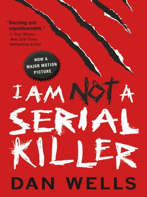 cover image of I Am Not a Serial Killer
