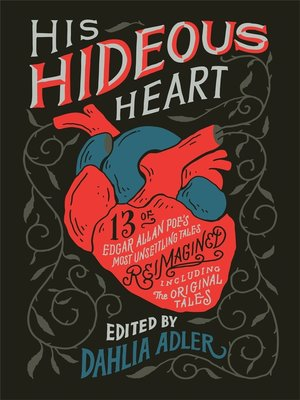 cover image of His Hideous Heart