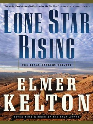 cover image of Lone Star Rising
