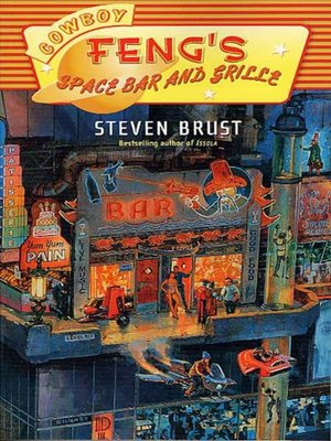 cover image of Cowboy Feng's Space Bar and Grille