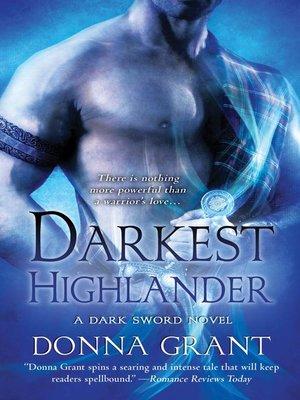 cover image of Darkest Highlander