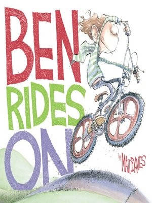 cover image of Ben Rides On