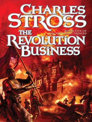 cover image of The Revolution Business