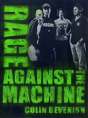 cover image of Rage Against the Machine