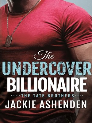 cover image of The Undercover Billionaire
