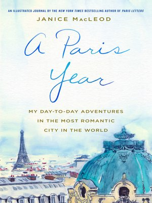 cover image of A Paris Year