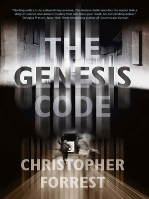 cover image of The Genesis Code