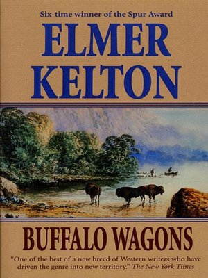cover image of Buffalo Wagons