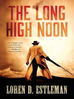 cover image of The Long High Noon