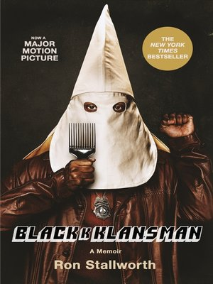 cover image of Black Klansman