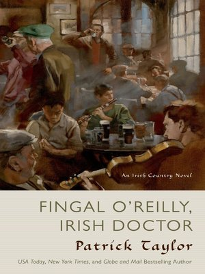 cover image of Fingal O'Reilly, Irish Doctor