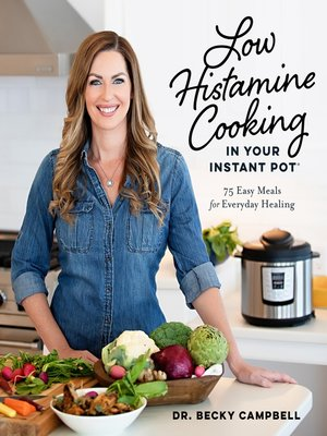 cover image of Low Histamine Cooking in Your Instant Pot