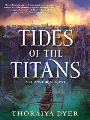 cover image of Tides of the Titans