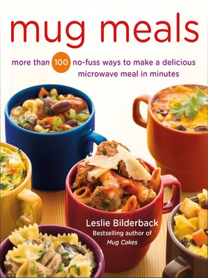 cover image of Mug Meals