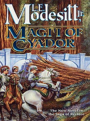 cover image of Magi'i of Cyador