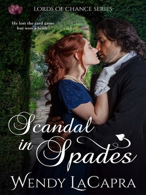 cover image of Scandal in Spades