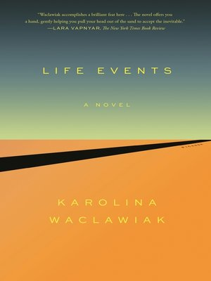 cover image of Life Events