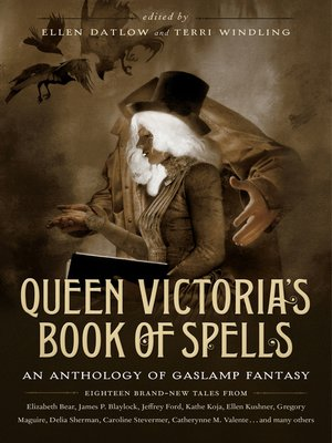 cover image of Queen Victoria's Book of Spells