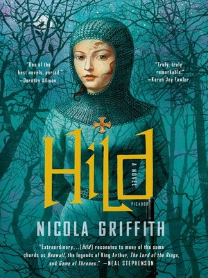 cover image of Hild