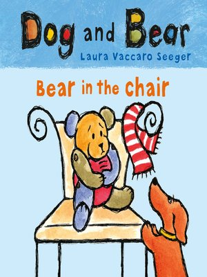 cover image of Bear in the Chair