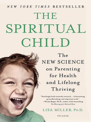 cover image of The Spiritual Child