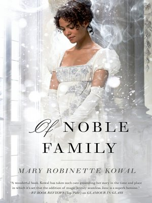 cover image of Of Noble Family