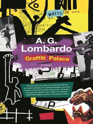 cover image of Graffiti Palace