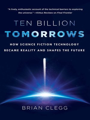 cover image of Ten Billion Tomorrows