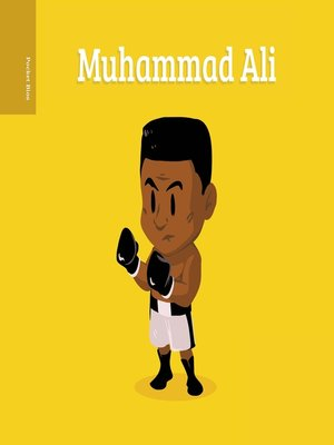 cover image of Pocket Bios--Muhammad Ali