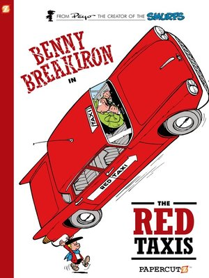 cover image of The Red Taxis