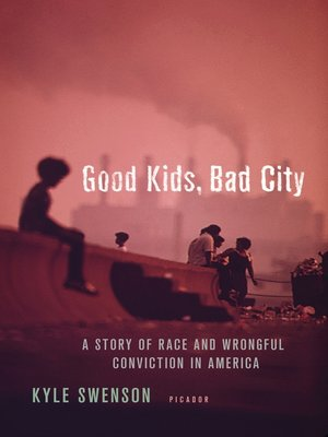 cover image of Good Kids, Bad City