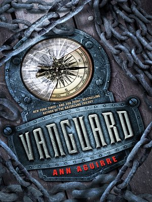 cover image of Vanguard--A Razorland Companion Novel